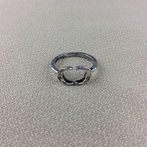 Jewelry - New Never Ending Night Ring - Size 5-6