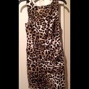  Reduced  HotCache Animal Print Dress