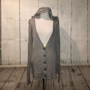 Aphorism Sweaters - Women's medium cardigan