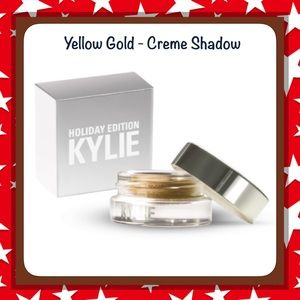 Kylie Cosmetics Other - SALE🔴 NIB⭐️Auth🔸Yellow Gold Creme Shadow, KYLIE