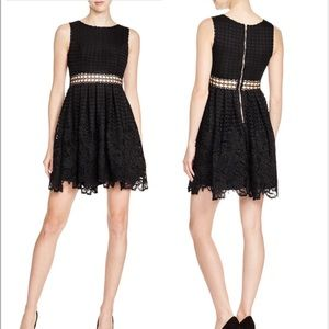 Aqua Dresses & Skirts - 🆕NWT Aqua black lace dress SZ M
