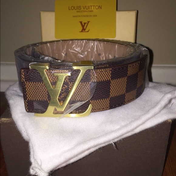 023cfea8ec7 Louis Vuitton belt- brown - HIGH Quality NWT