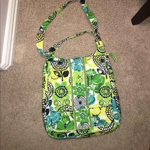 Vera Bradley Island Bloom Hipster SSBody Bag