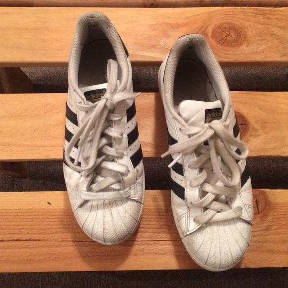 Mens Adidas Superstar Taille 7.5 VoJi0bBrvT