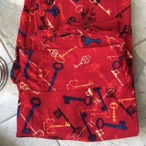 Lularoe key leggings