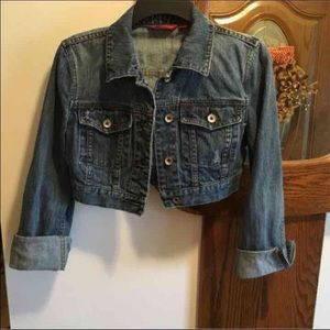Tops - Size small Jean jacket very stylish