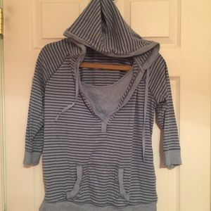 Breastfeeding/ nursing sweatshirt