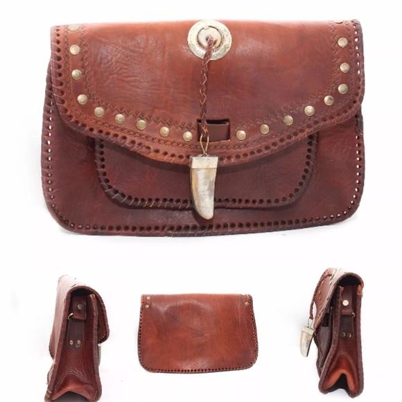 turkoi Bags | Handmade Moroccan Leather Bag