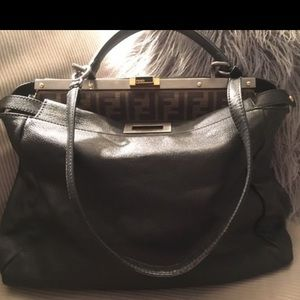 Fendi Peekaboo Large