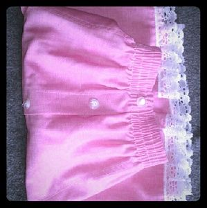 Cape Cod Dresses & Skirts - Cape Cod Lovely Pink with Lace trim Skirt