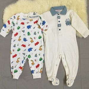 Other - Bundle of 2 Baby onesies 6-9 months