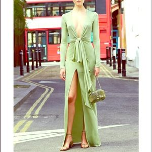 Givenchy Dresses & Skirts - 🍾🎉 Givenchy Mint Gown NWT 2016 Resort Collection