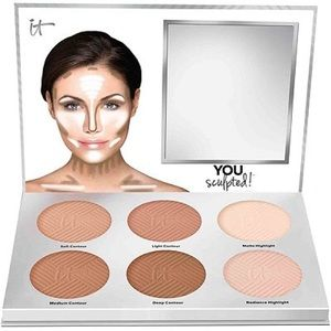 It You Sculpted! Universal Contouring Palette