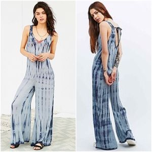 "Urban Outfitters Pants - BN Staring at Stars ""girls fall"" tie dye jumpsuit"