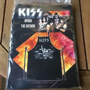 "KISS ""Catman"" Apron"