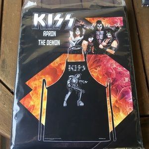 "KISS4Sale Other - KISS ""Demon"" Apron"