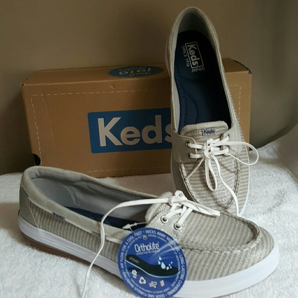 how to clean keds ortholite