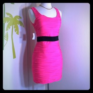 New Charlotte Russe Pink Dress Size S