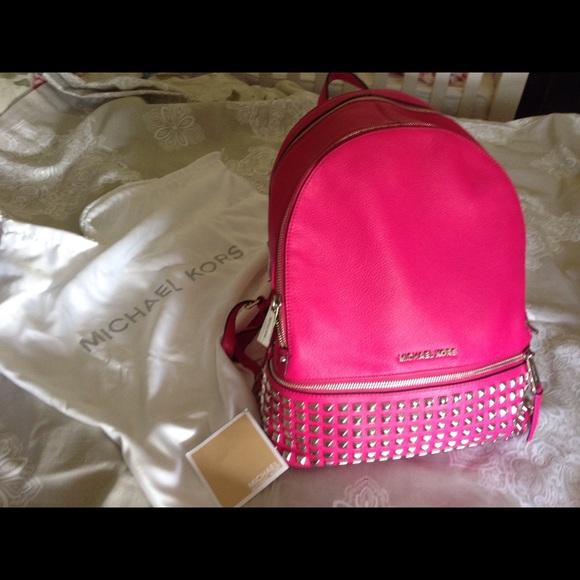... czech hot pink michael kors bag da658 c9763 cb0bd306e5408