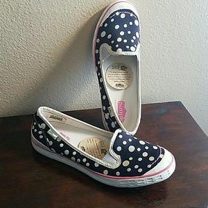 Simple Shoes - Simple silk shoes size 10
