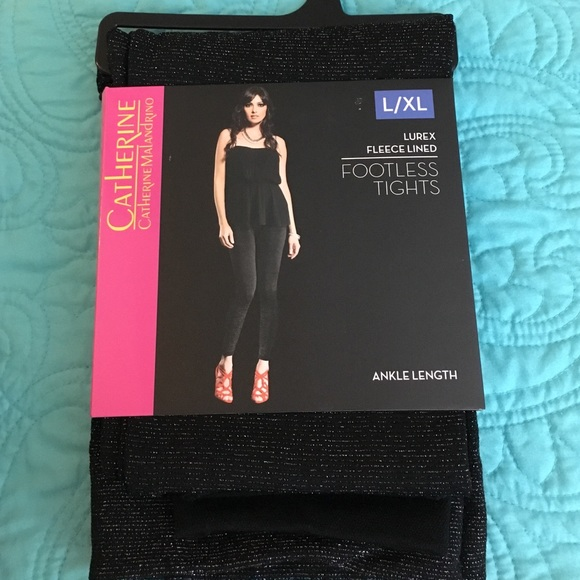 bdfb1f8117fcc3 Catherine Malandrino Pants | Sale Nwt Footless Tights | Poshmark