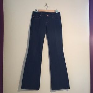 Rock & Republic dark blue-grey bootcut jeans