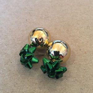 """Unwrap"" me earrings!! Be the gift!!"