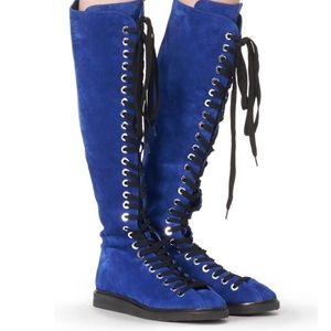 FINAL FLASH- Alexander Wang Lace-Up Sneaker Boot