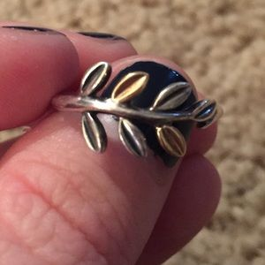 7c3656497 Pandora Jewelry | Ring Laurel Leaves | Poshmark