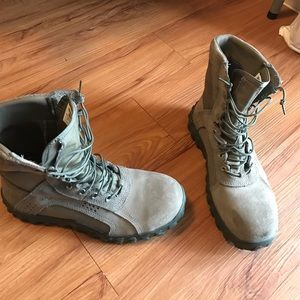 Rocky Other - Military Issued Steel Toe Boots