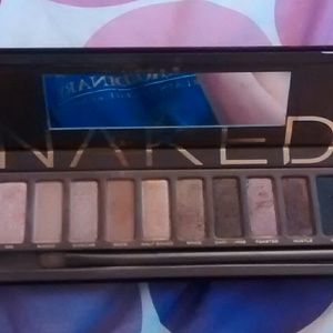 Makeup - Authentic naked palette