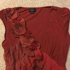 Anthropologie Tops - Anthropologie Deletta size small