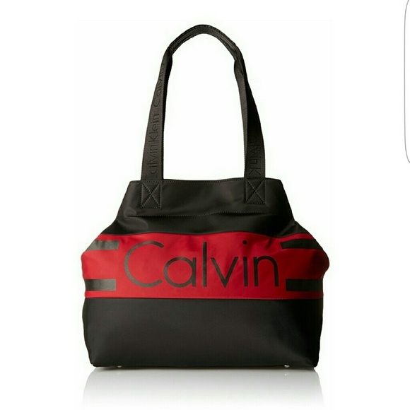 64d4d9c95 Calvin Klein Athleisure Dressy Nylon Tote. M_585071837f0a0582c008efde