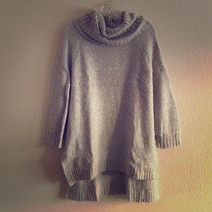 DKNYC Sweaters - Oversized Cowl Neck Sweater