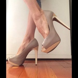 Marco Santi Shoes - Marco Santi sexy platform open toe heels