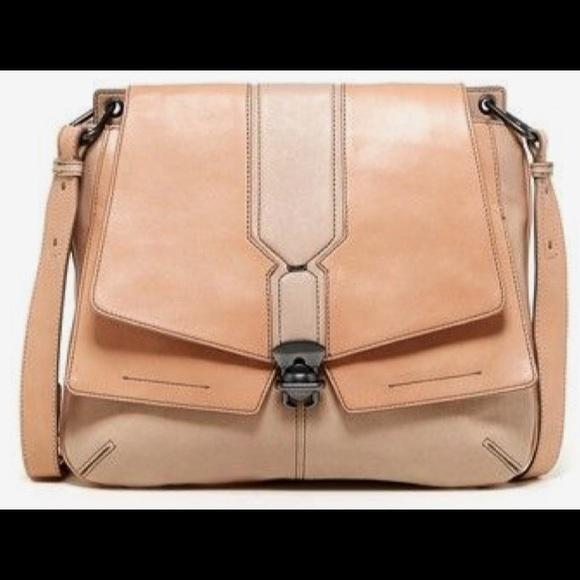 •nwot• Kooba Sadie saddle bag in stone 9faed349c2beb