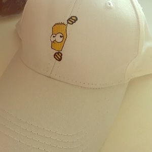 A Bart Simpson hat from H&M