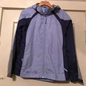 Free Country Jackets & Blazers - FREE COUNTRY Periwinkle Rain Jacket