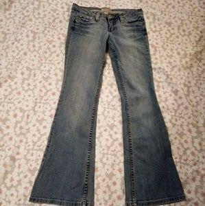 refuge Denim - Boot cut jeans