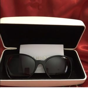 Versace Accessories - Authentic Polarized Versace shades
