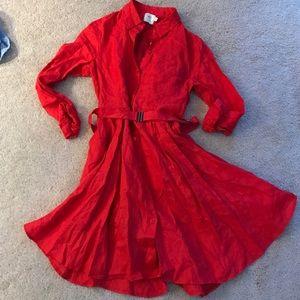a66b1cfdd9 Anthropologie Dresses - New anthropologie hd Paris Laila linen shirt dress