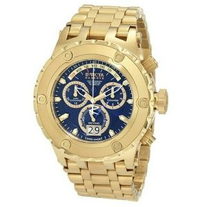 Invicta  Other - sale,NWT Invicta $2795 Reserve 18k Gold watch
