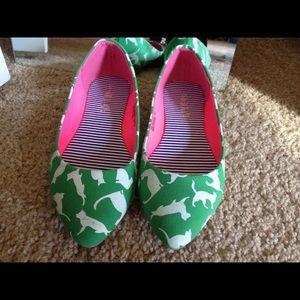 delias Shoes - Cat Flats