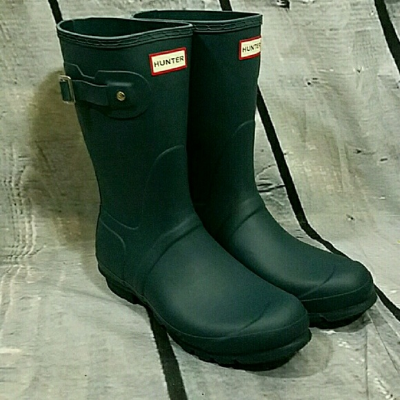 45% off Hunter Boots Shoes - Hunter hunters classic short rain ...