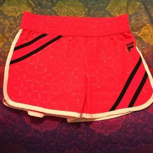 Fila Other - Girl's FILA sport shorts Size 8 Small.