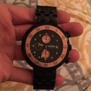 Redline Other - Redline watch copper and black