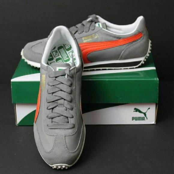 4bda3982247 Puma Men s Whirlwind Classic Fashion Sneaker 7M NWT