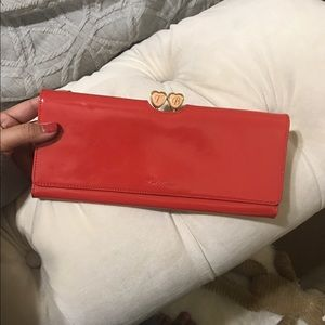 Ted Baker clutch/wallet