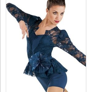5f5c2946e Costumes | Navy Blue Jazz Costume Brand New | Poshmark