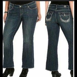 🚨NWT Rock & REPUBLIC 20W Bootcut Jeans